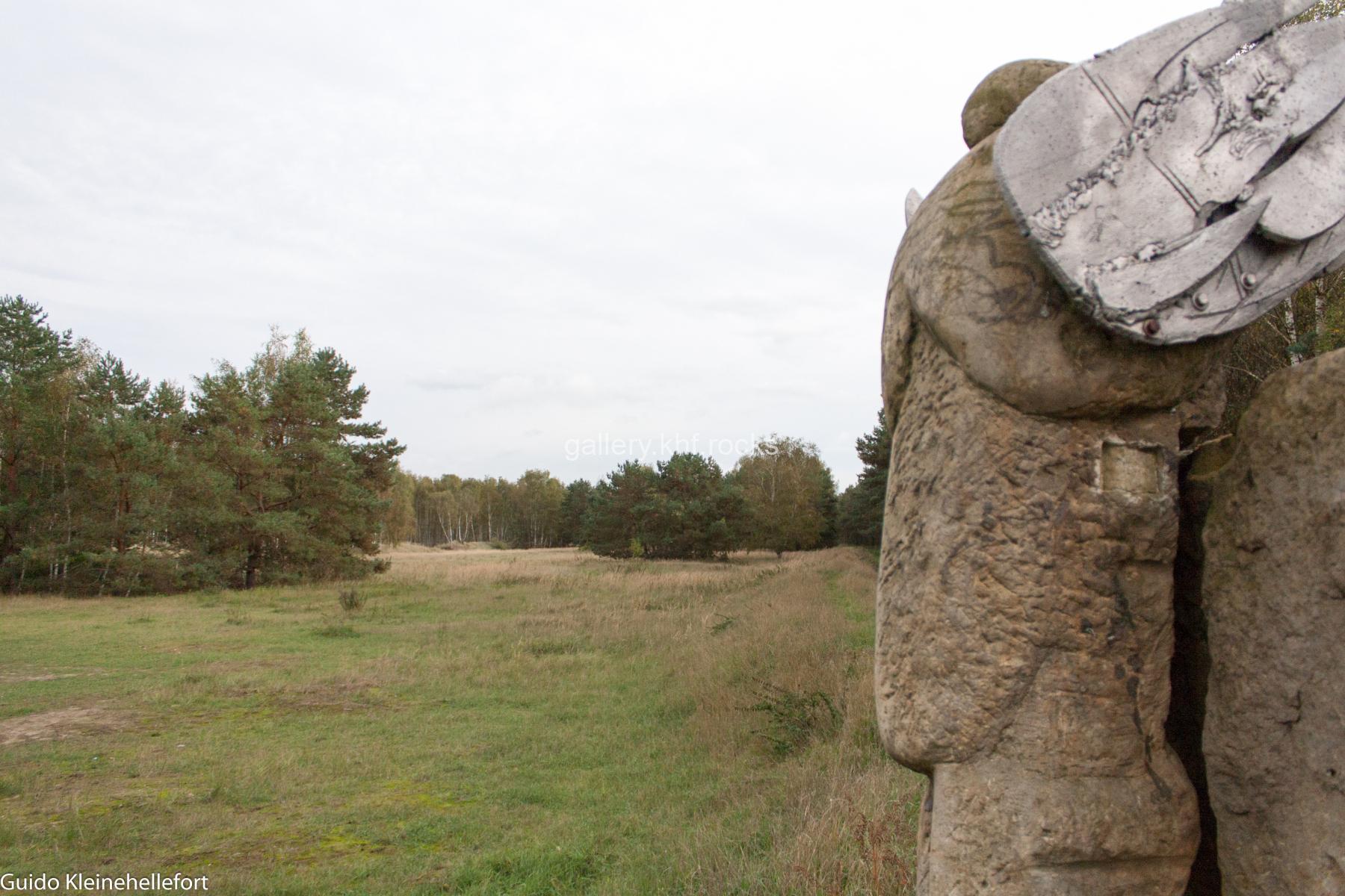 Kulturpfad 'Steine ohne Grenzen'